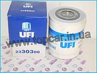Фильтр масляный на Peugeot Boxer II 2.5D UFI(Германия) 23.303.00
