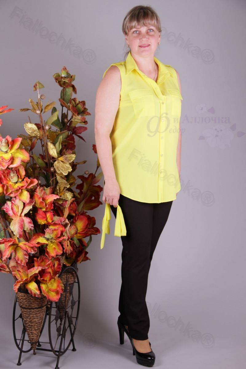 Блуза 2702-444/3 батал от производителя оптом