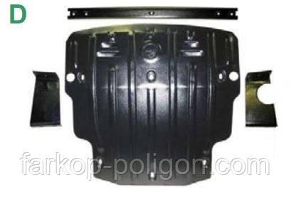 Защита картера FORD Transit v-2.2D (з.пр. пассажир) с 2011 г.  - Интернет магазин тюнинга Tuning Parts Car в Запорожье