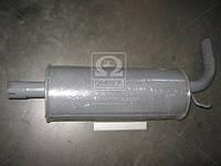 Глушитель ВАЗ 2123 НИВА-ШЕВРОЛЕ с минеральным наполнителем закатной (Производство Украина) 2123-1200010