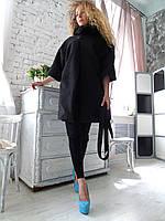 Пальто купить в Харькове летучая мышь 50 52 54 XL, фото 1