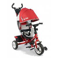 Велосипед для ребенка с корзиной