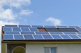 Сонячна мережева електростанція 10 кВт ( Івано-франківська обл. ) 1