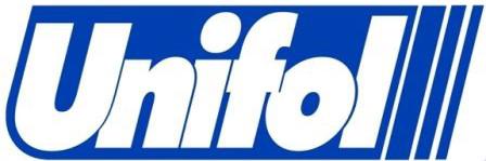 Логотип пленки Юнифол