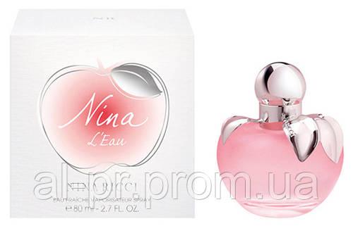 Парфюмированная вода Nina Ricci Nina L'Eau