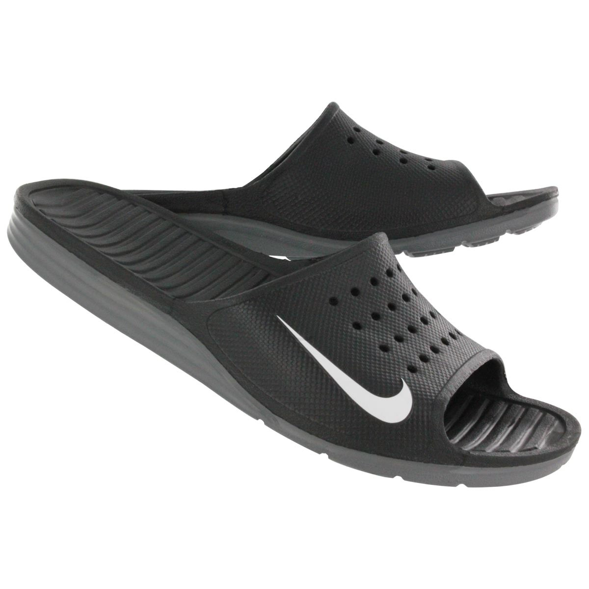c0e858c0 Шлепанцы Nike Solarsoft Slide, Код - 386163-011: продажа, цена в ...