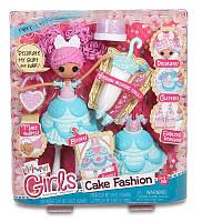 "Кукла Lalaloopsy Girls ""Сладкая фантазия"" - Глазурь Lalaloopsy Girls Cake Fashion Doll- Fancy Frost ´N´ Glaze"