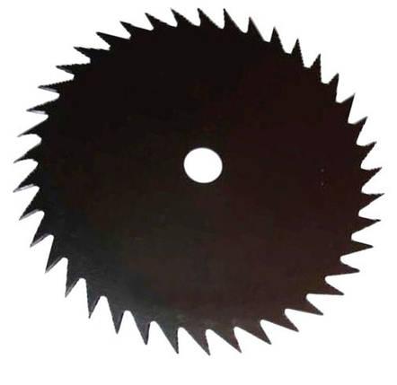 Нож для мотокосы Werk 80T (255*25.4*1.6мм), фото 2