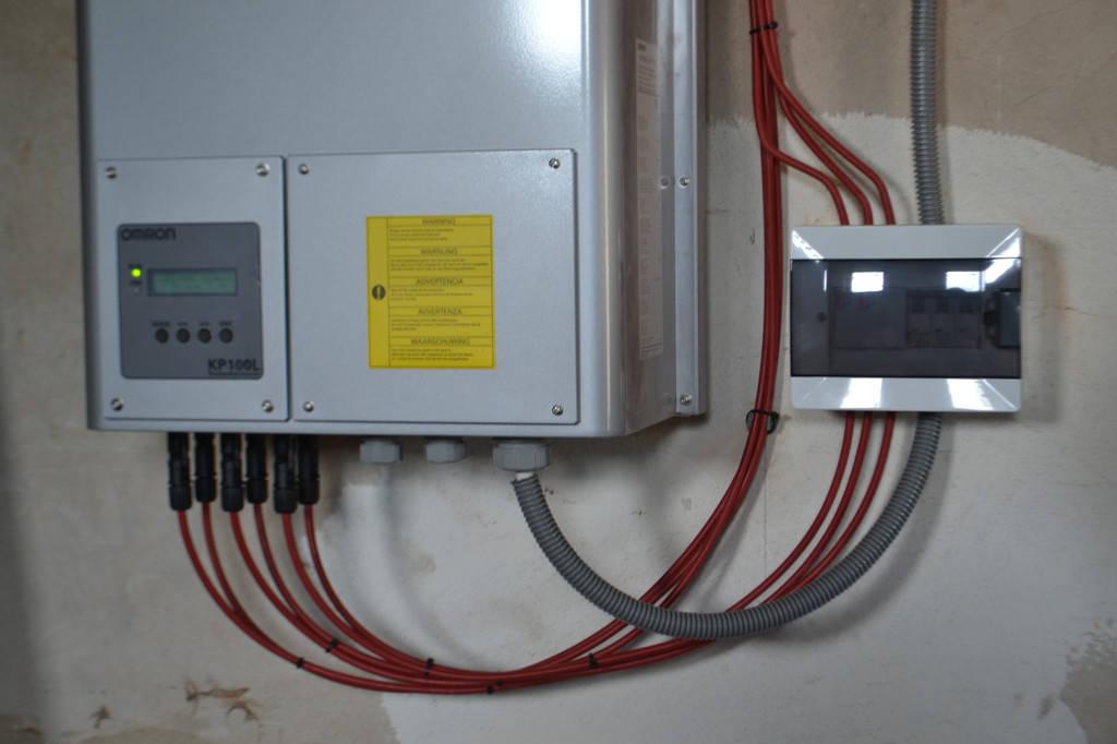Сонячна мережева електростанція 10 кВт ( Івано-франківська обл. ) 2