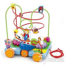 Лабиринт Viga Toys Машинка 50120
