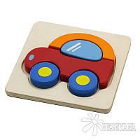 Мини-пазл Viga Toys Машинка 50172
