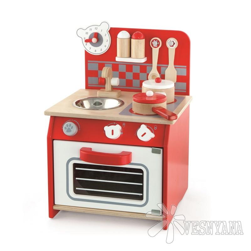 Игровой набор Viga Toys Мини-кухня 50231VG