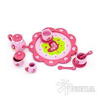 Игрушка Viga Toys Чайный набор 50343