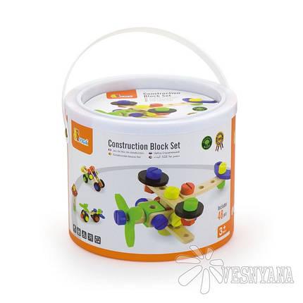 Конструктор Viga Toys (48 деталей) 50383, фото 2