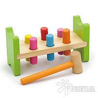 Игрушка Viga Toys Забей гвоздик 50827VG