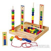 Набор для обучения Viga Toys Логика 56182