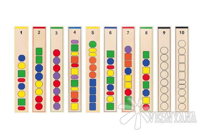 Набор для обучения Viga Toys Логика 56182, фото 2