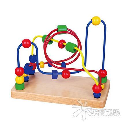 Лабиринт Viga Toys Бусинки 56256, фото 2
