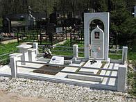 Памятник из мрамора № 161