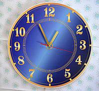 Часы с римскими или арабскими цифрами