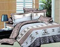 Полуторный комплект постельного белья CHANEL