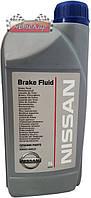 Тормозная жидкость NISSAN DOT-4 ✔ емкость 1л.