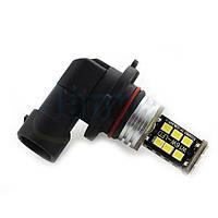 LED лампа HB3 9005 P20d, 15-SMD 3535, 12В, драйвер, сверхяркая 300Lm