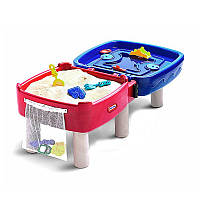 Little Tikes стол - песочница