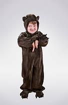 Детский карнавальный костюм «Мишка» рост 80-86