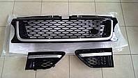 Решетка радиатора, решетки на воздухозаборники Range Rover Sport 2009-2012 Autobiography
