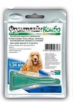 Frontline Combo (Фронтлайн Комбо) М капли для собак от 10 до 20 кг 1 шт