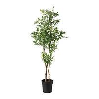 """IKEA """"ФЕЙКА"""" Искусственное растение в горшке, Куклы китайский, 21 см"""