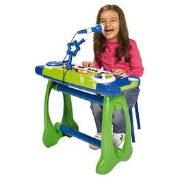 Музыкальные игрушки и инструменты