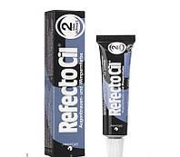 Описание RefectoCil №2 Blue Black - краска для ресниц (иссине-черная), 15мл