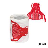 Универсальные одноразовые формы (бумажные, на клейкой основе) Lady Victory LDV JT-07 JT-07B /59-0