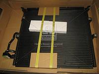 Конденсатор кондиционера BMW (Производство Nissens) 94157