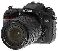 NIKON D7200 + 18-105VR, фото 1