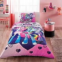 Комплект подросткового постельного белья EQUESTRIA GIRLS