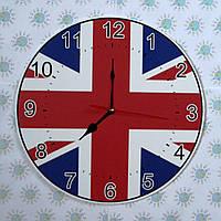 Часы настенные Англия 25 см