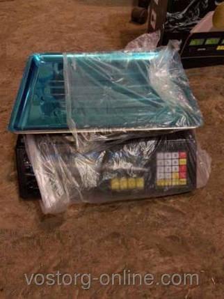 Торговое оборудование, электронные весы, торговые весы Matrix до 40 кг, есы торговые до 40 кг, фото 2