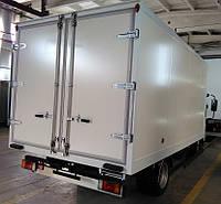 Комплектующие для фургонов
