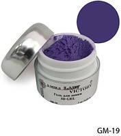 Фиолетовый гель для лепки Lady Victory LDV GM-19 /0-2