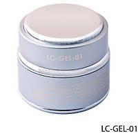Прозрачный защитный гель с зеркальным блеском Lady Victory LDV LC-GEL-01 /99-31