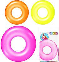 Надувной круг INTEX 59262 (91 см)