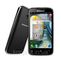 Смартфон Lenovo A390T MTK6577 Dual Core Android 4.0 (Black)
