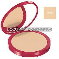 Компактная пудра для лица Bourjois Healthy Balance №53 Light beige