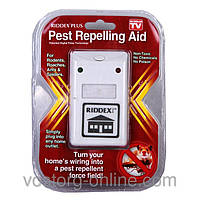 Отпугиватель грызунов и насекомых riddex, отпугиватели животных, Riddex Pest Repeller Aid