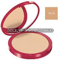 Компактная пудра для лица Bourjois Healthy Balance №56 Light bronze