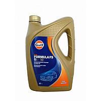 Моторное синтетическое масло Gulf Formula FS 5W-30, канистра 4 литра