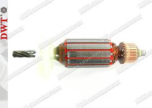 Якорь перфоратора DWT SBH-850 TS (163х35 6z вправо), фото 2